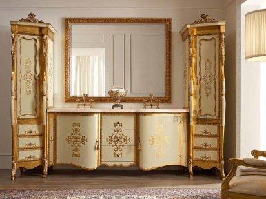 2035 Мебель для ванной с зеркалом Andrea Fanfani Мебель для ванной