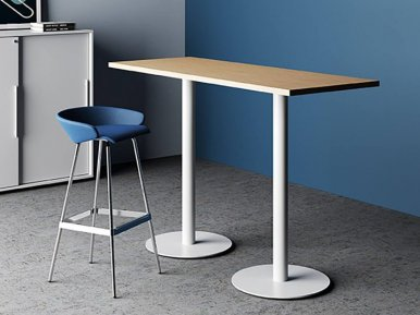 Lounge alti FREZZA Нераскладной стол