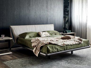 Nelson Cattelan Italia Мягкая кровать