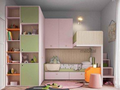 KIDS 18 Nidi Мебель для школьников