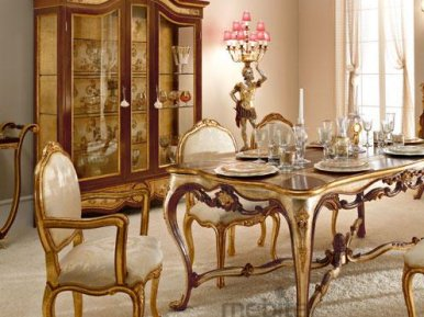 692 Стол Andrea Fanfani Нераскладной стол