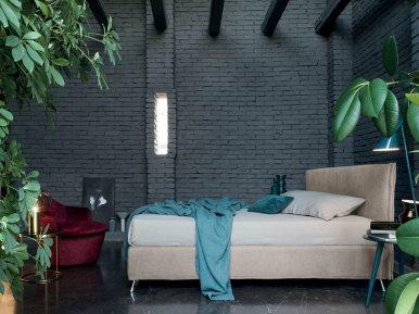 Deng RIGOSALOTTI Мягкая кровать