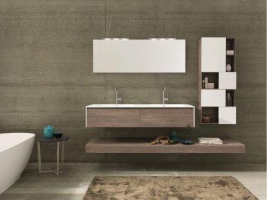 TULLE, COMP. 3 Archeda Мебель для ванной