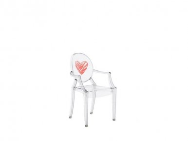 Lou Lou Ghost A KARTELL Стул