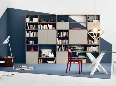 SUPPORTING SIDE PANEL Veneta Cucine Книжный шкаф