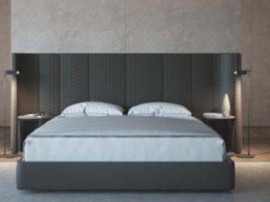 Luna META DESIGN Мягкая кровать