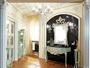 BAROCCO AQUAMARINA Lineatre Мебель для ванной