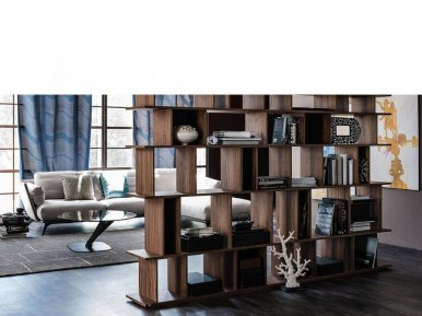 Loft Cattelan Italia Книжный шкаф