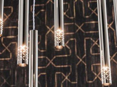 Stilo Cattelan Italia Потолочная лампа