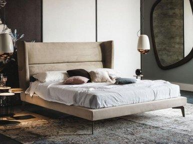 Ludovic Cattelan Italia Мягкая кровать