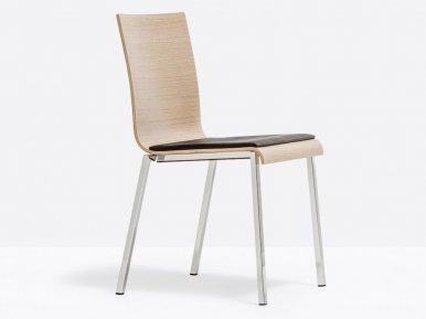Kuadra 1321/A PEDRALI Металлический стул