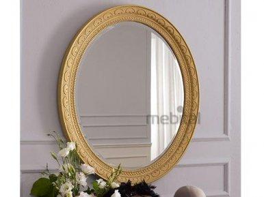 1141 Зеркало овальное Andrea Fanfani Зеркало