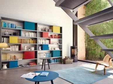 Librerie Modo M5C84 SANGIACOMO Книжный шкаф