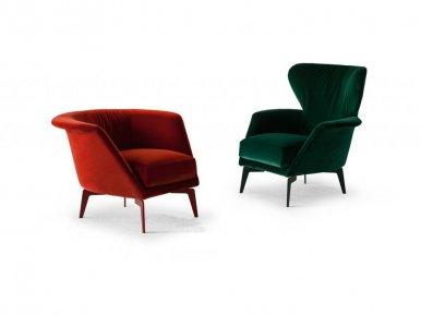 Lovy armchair low BONALDO  Кресло
