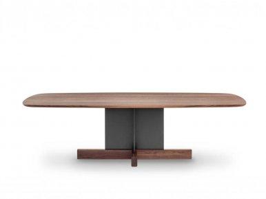 Cross Table BONALDO Овальный стол