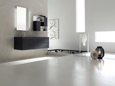 ZERO4 GLASS, COMP. 5 Arcom Мебель для ванной