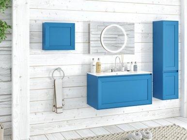 Millennio Cielo Opaco Bagno Piu Мебель для ванной
