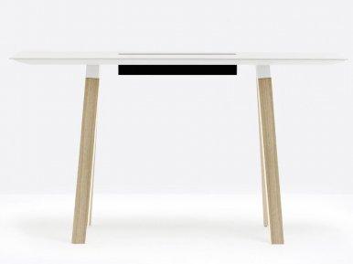 Arki-Table ARKW107 CC WOOD PEDRALI Нераскладной стол
