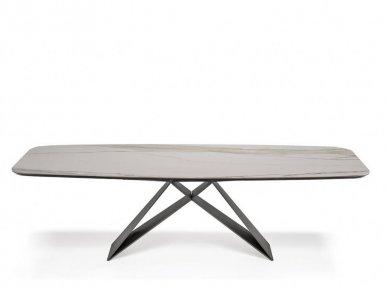 Premier Keramik Cattelan Italia Нераскладной стол