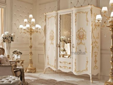 2048 Шкаф с зеркалом Andrea Fanfani Распашной шкаф