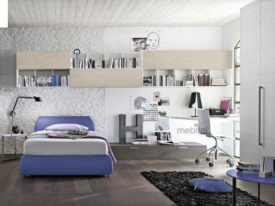 COMP. T12 Gruppo Tomasella Подростковая мебель