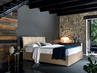 Ambra RIGOSALOTTI Мягкая кровать