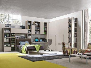 COMP. T17 Gruppo Tomasella Подростковая мебель