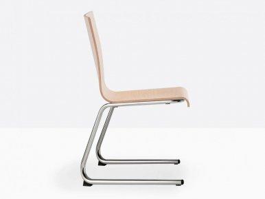 Kuadra 1395 PEDRALI Металлический стул