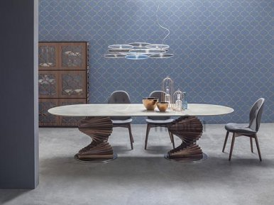 Big Firenze T8078 Tonin Нераскладной стол