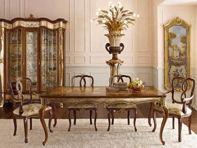 687 Стол Andrea Fanfani Нераскладной стол