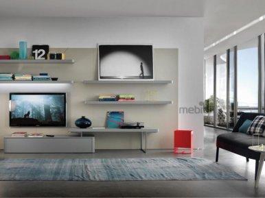 LALTROGIORNO COMP 836 TUMIDEI ТВ-стойка