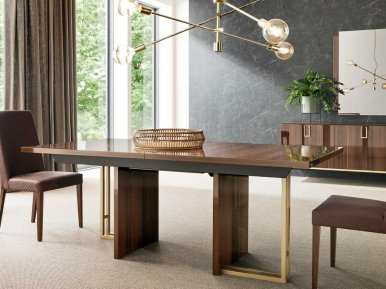 Mid Century ALF Раскладной стол