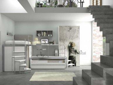 TIRAMOLLA COMP 904 TUMIDEI Мебель для школьников