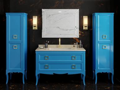 Moretta 2.0 107 Cielo Lucido Bagno Piu Мебель для ванной