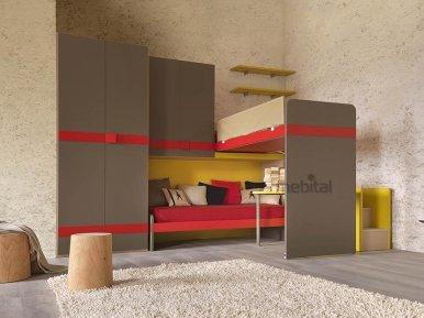 COMP 22 Granzotto Мебель для школьников