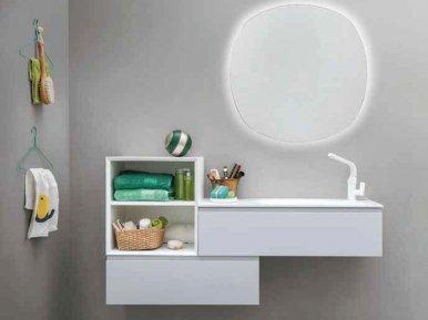 Memento COMP4 Birex Мебель для ванной