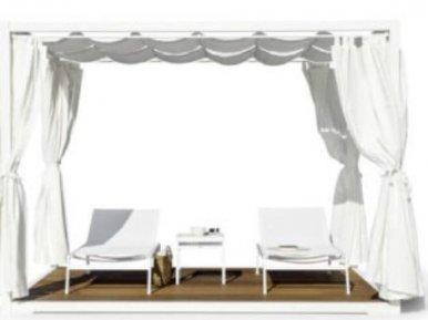 Pavilion gazebo Varaschin Мебель для улиц
