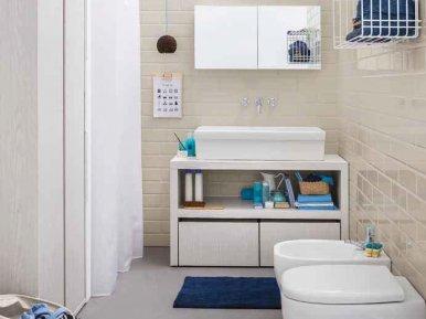 Acqua E Sapone Bath COMP3 Birex Мебель для ванной