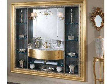 QUADRO, COMP. 3 Lineatre Мебель для ванной