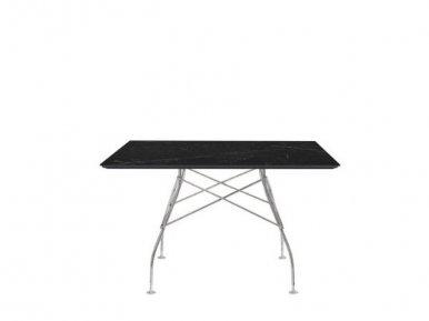 Glossy Marble E KARTELL Нераскладной стол