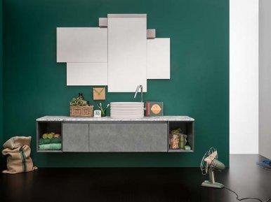45 COMP11 Birex Мебель для ванной