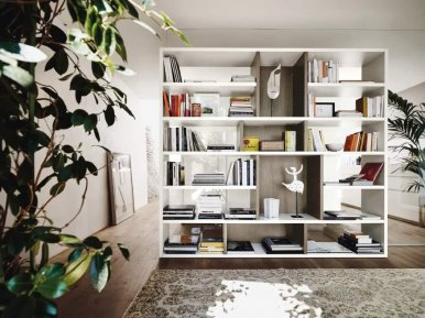 Librerie Modo M5C87 SANGIACOMO Книжный шкаф
