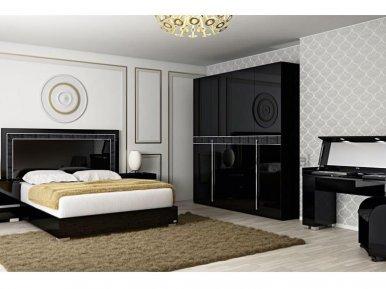 VOLARE BLACK STATUS Спальня