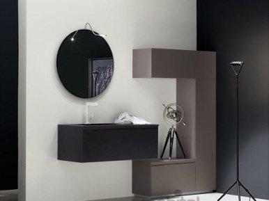 ZERO4 LAMINAM, COMP. 11 Arcom Мебель для ванной