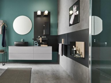 MAGNETICA, COMP. 2 Arcom Мебель для ванной