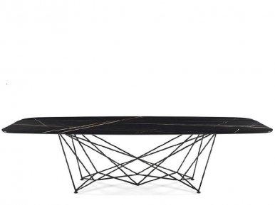 Gordon Keramik Cattelan Italia Нераскладной стол