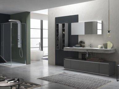 ESCAPE NEW, COMP. 34 Arcom Мебель для ванной