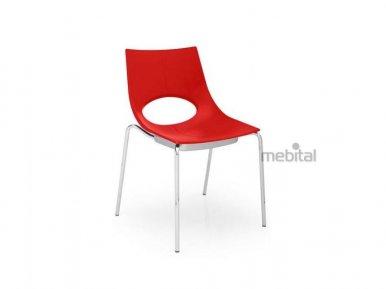 Congress, CB/1246 Connubia Calligaris Металлический стул