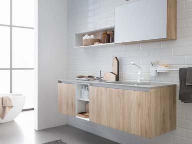 45 COMP12 Birex Мебель для ванной