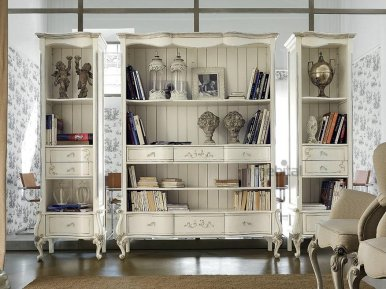 CAPRI Volpi Книжный шкаф